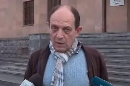 Human rights activist Avetik Ishkhanyan released