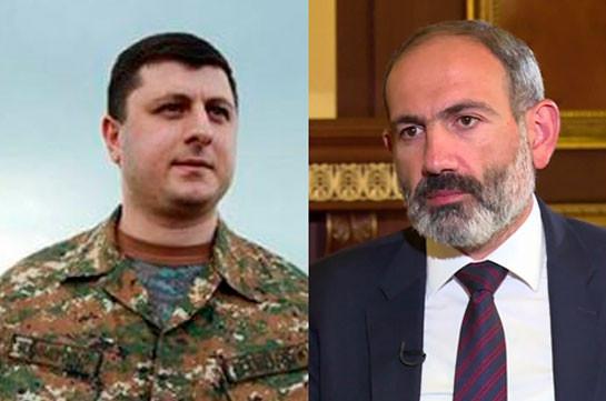 Никол, ты представляешь себя за одним столом с Алиевым, ведущим переговоры вокруг чего-то – Тигран Абрамян