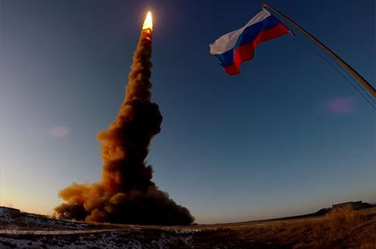 ВКС России успешно испытали новую ракету системы ПРО (Видео)
