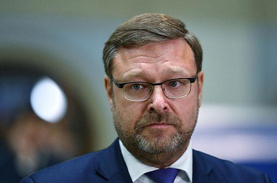 Косачев прокомментировал резолюцию французского сената о признании НКР