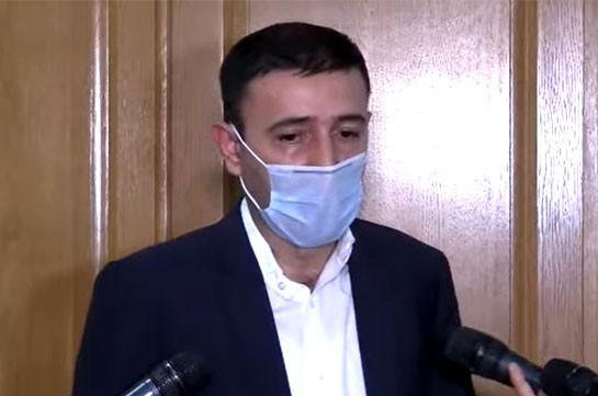 В формальном смысле так и должно быть – Бабкен Тунян о перечислении средств из Всеармянского фонда «Айастан» в госбюджет