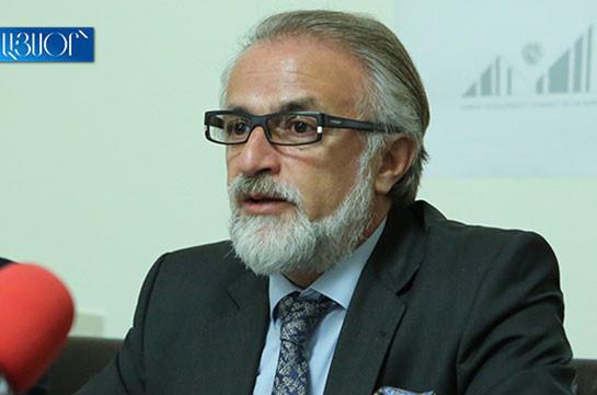 Ваагн Вермишян объявил голодовку с требованием отставки Никола Пашиняна