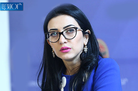 Верховное главное зло, сдав Азербайджану половину Сотского месторождения, поставило под сомнение законность уплаченных в госбюджет Армении налогов – Арпине Ованнисян