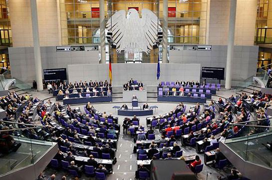 Բունդեսթագը կողմ է Լեռնային Ղարաբաղի խաղաղ կարգավորման գործընթացում Գերմանիայի մասնակցությանը