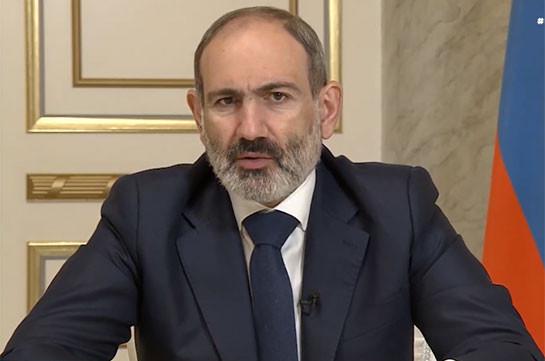 Реализация заявления от 9 ноября является одним из важнейших шагов обеспечения безопасности внутри и вокруг Армении – Никол Пашинян