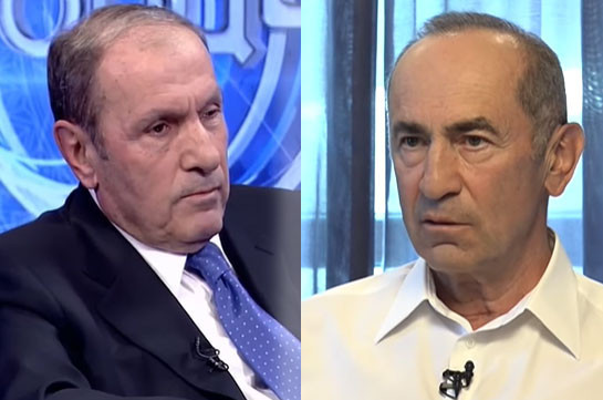 Armenia's PM provides details on non-implemented visit of ex-presidents Levon Ter-Petrosyan and Robert Kocharyan to Moscow