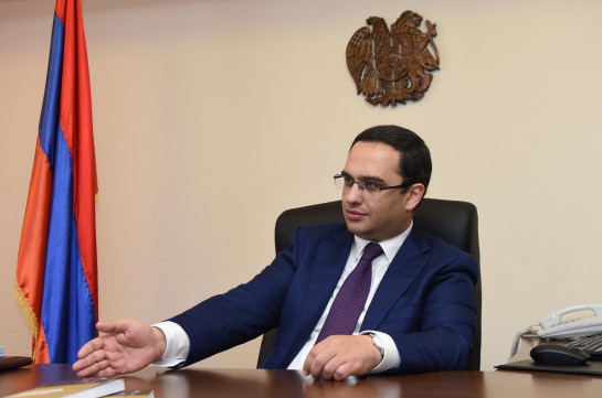 Lie and falsification inseparable from Nikol – head of second president's office