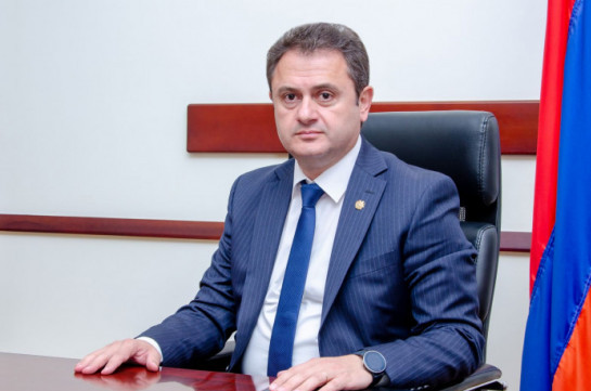 We have one issue on our agenda - development of our country - Tavush governor
