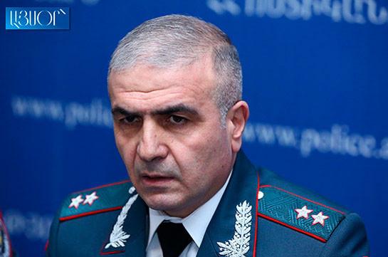 Губернатор Сюникской области Унан Погосян написал заявление об отставке