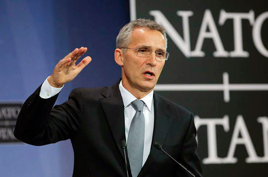 В НАТО заявили, что видят усиление позиций РФ после событий в Карабахе
