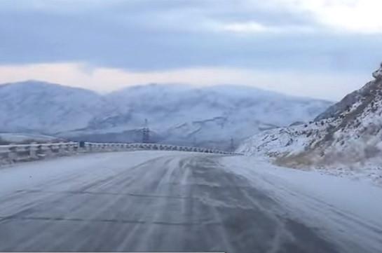 Միջպետական և հանրապետական նշանակության բոլոր ավտոճանապարհները բաց են