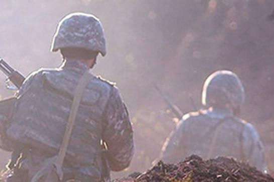 Двое военнослужащих Армии обороны Нагорного Карабаха погибли при взрыве боеприпаса