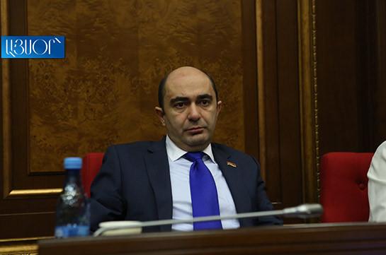 Программа действующего правительства больше не соответствует новым реалиям – «Светлая Армения» созвала парламентские слушания