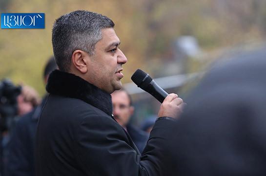 Артур Ванецян: «Я думаю, мы даже можем выдвинуть несколько кандидатур на пост единого премьер-министра»