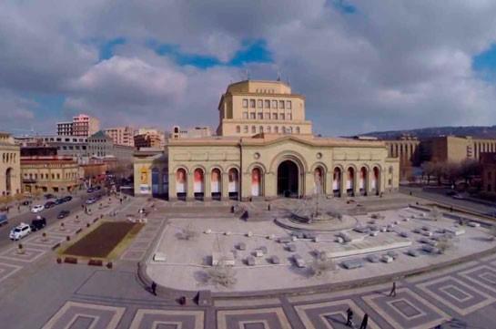 Երևանում այս տարի ամանորյա զարդարանք չի լինելու. չի տեղադրվելու նաև հրապարակի տոնածառը (Արմենպրես)