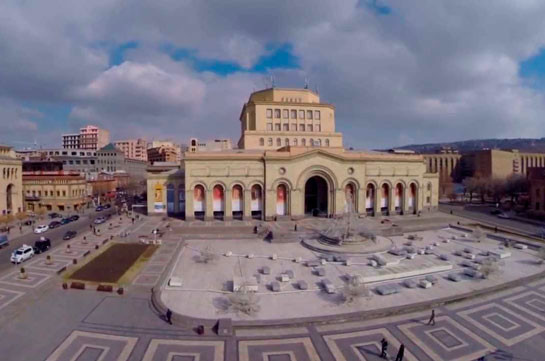 No New Year decorations in Armenia's capital Yerevan expected this year – Municipality