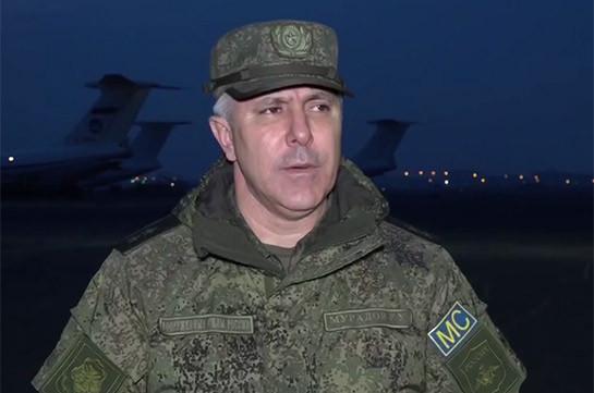 Российские миротворцы заявили о стабилизации обстановки в Гадрутском районе Карабаха