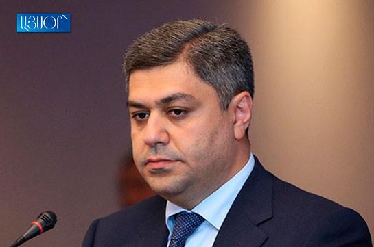Armenia's NSS ex-director Artur Vanetsyan summoned to SIS