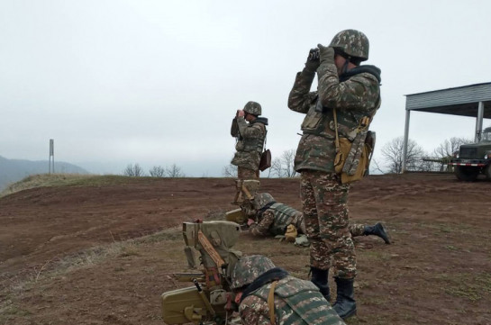 Artsakh Defense Army qualifies Azerbaijan's Defense Ministry statement as provocation