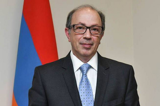 Armenia's FM to pay working visit to Artsakh on January 5