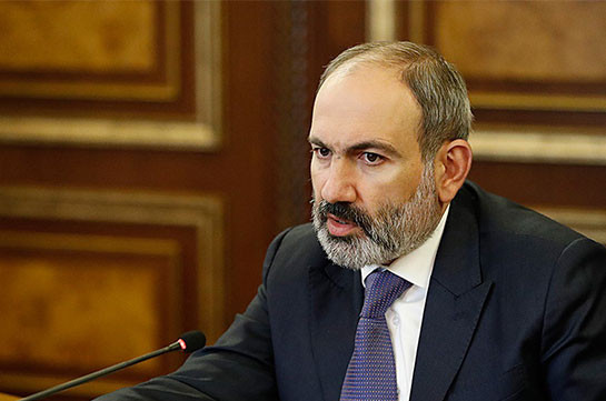 Armenia's PM mentions two key points of November 10 trilateral statement to be implemented first