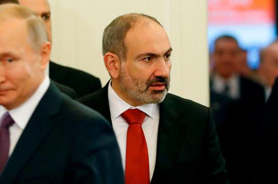 Пашинян: Решить вопрос возвращения военнопленных не удалось
