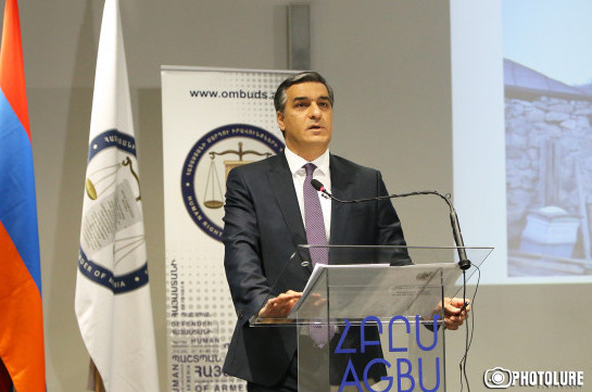 Mechanical approach to demarcation of borders wrong – Armenia's Ombudsman