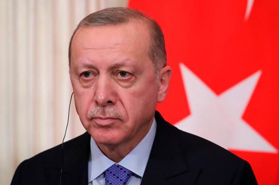 Эрдоган заявил о намерении создать условия для жизни в Карабахе без миротворцев