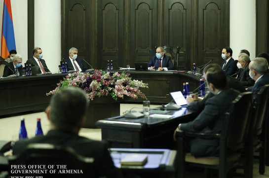 It is necessary to exert special efforts to take country out of critical situation – Armenia's PM