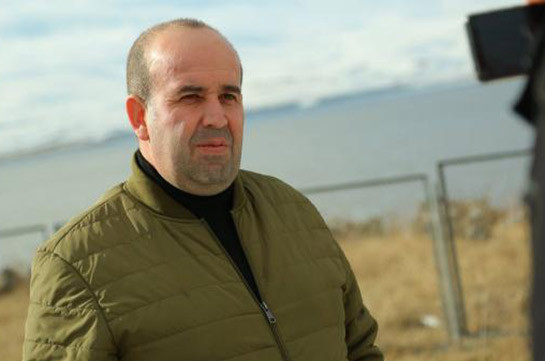 Губернатор Ширакской области Армении Тигран Петросян подал заявление об отставке