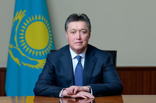 Токаев переназначил Аскара Мамина на пост премьер-министра Казахстана