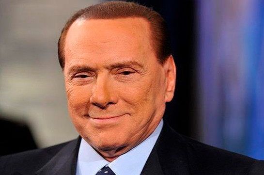 Берлускони выписался из больницы, где лечился от сердечной аритмии