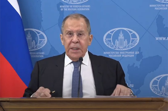 Russian FM says sees no reasons of impeding contacts of Armenian officials with Karabakh