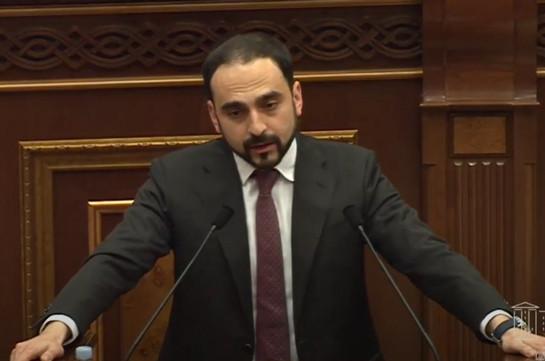 Количество погибших в карабахской войне достигло 3439 – вице-премьер Армении