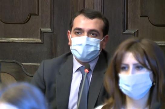 Бывший замминистра здравоохранения назначен губернатором Ширакской области