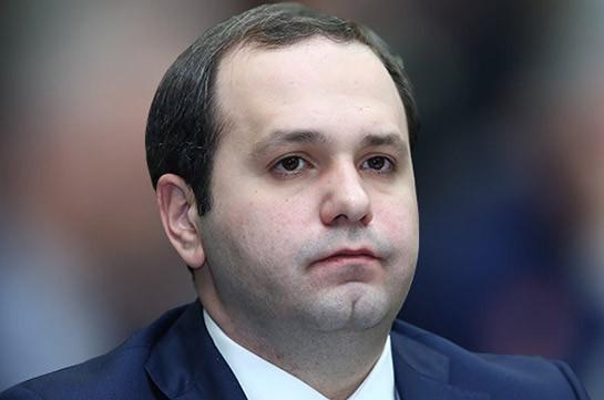 Дело о гибели экс-директора СНБ Армении не прекращено – замглавы Следственного комитета