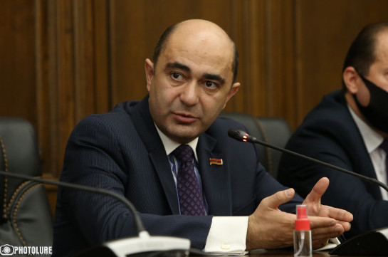 Bright Armenia leader to nominate candidacy for PM's position