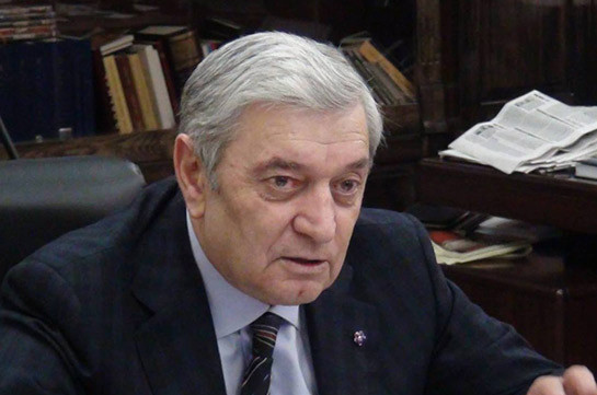 Ex-minister says life and health of Armenian captives not at risk
