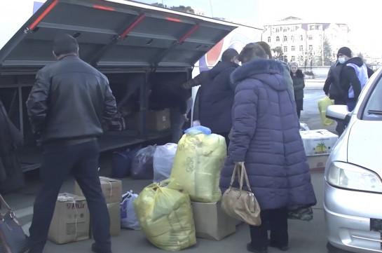 Ավելի քան 80 փախստական է մեկ օրում վերադարձել Լեռնային Ղարաբաղ