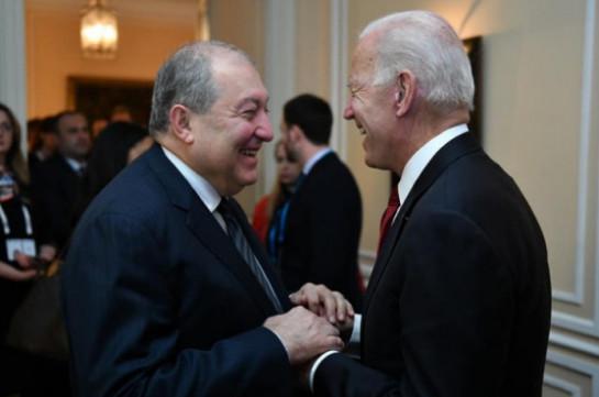 Саркисян надеется, что армяно-американское сотрудничество будет содействовать долгожданному миру и стабильности в регионе