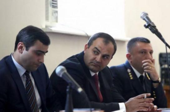 Քոչարյանի և մյուսների գործով մեղադրող դատախազները չեն հեռացվի գործի վարույթից