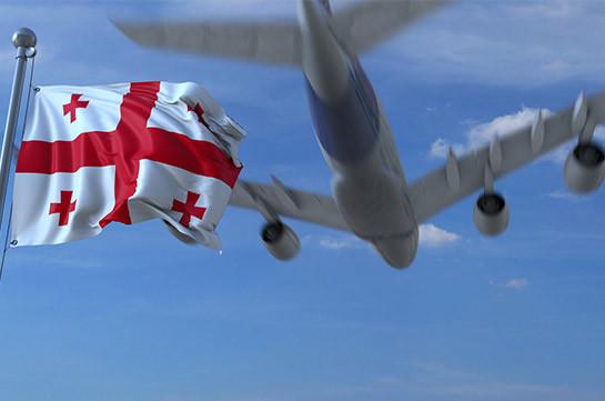 Վրաստանը փետրվարի 1-ից վերացնում է կանոնավոր թռիչքների արգելքը