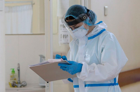 В Армении число зараженных коронавирусом увеличилось на 198, скончались 7 человек