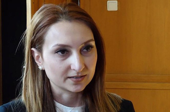 My Step faction head confirms – issue on her appointment as Armenian ambassador to USA on the agenda