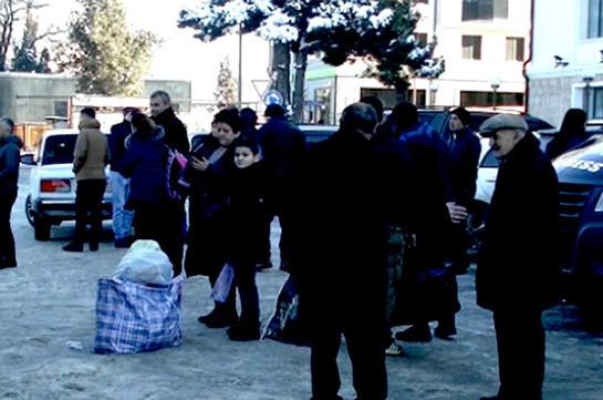 Более 180 беженцев вернулись в Степанакерт за сутки