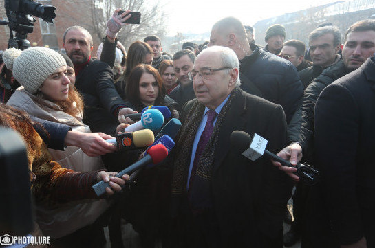 This person cannot stay there, we won't let it – Vazgen Manukyan on Pashinyan's resignation