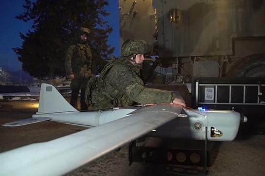 Ռուս զինծառայողները պատրաստվում են աշխատել Ղարաբաղի հարցով ռուս-թուրքական համատեղ կենտրոնում