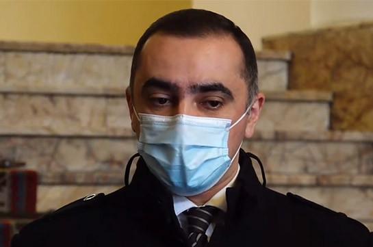 Եթե անհրաժեշտությունը լինի, Վազգեն Մանուկյանին կհրավիրեն ոստիկանություն՝ բացատրություն տալու. փոխոստիկանապետ (Տեսանյութ)
