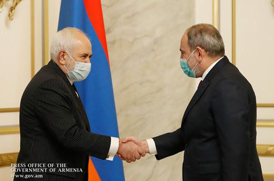 Региональная обстановка после войны в Карабахе создала новые вызовы и возможности, считает Пашинян
