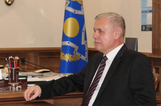 Հայաստանը չի խնդրել ՀԱՊԿ-ի աջակցությունը Ղարաբաղում հակամարտության կարգավորման հարցում. Գլխավոր քարտուղար